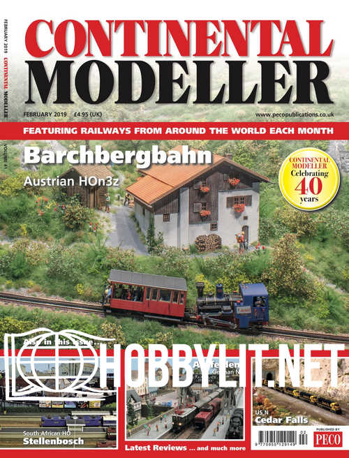 Continental Modeller - February 2019