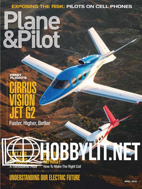 Plane & Pilot - April 2019