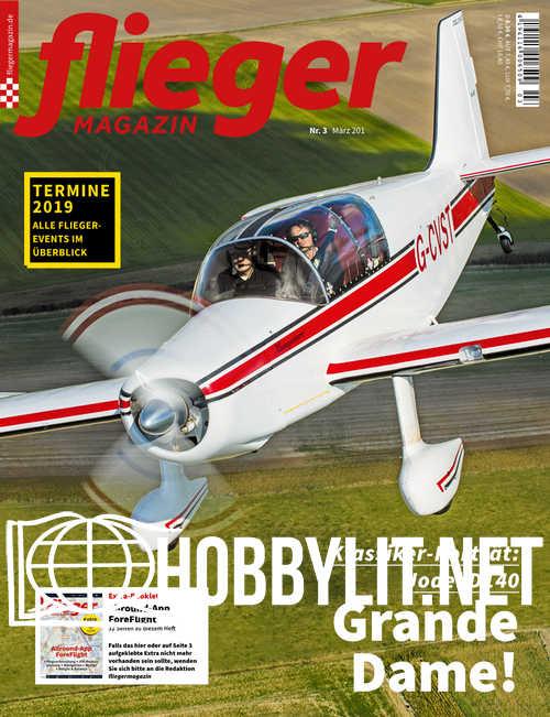 Fliegermagazin – Marz 2019