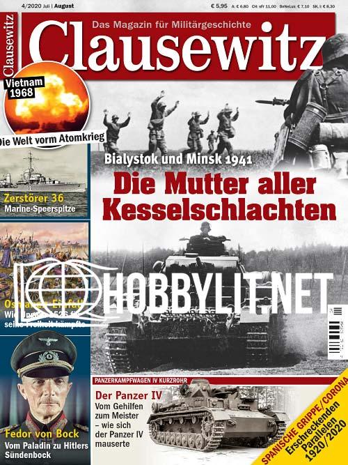Clausewitz - Juli-August 2020