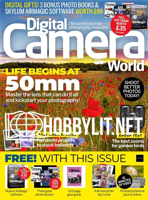 Digital Camera World - June 2020