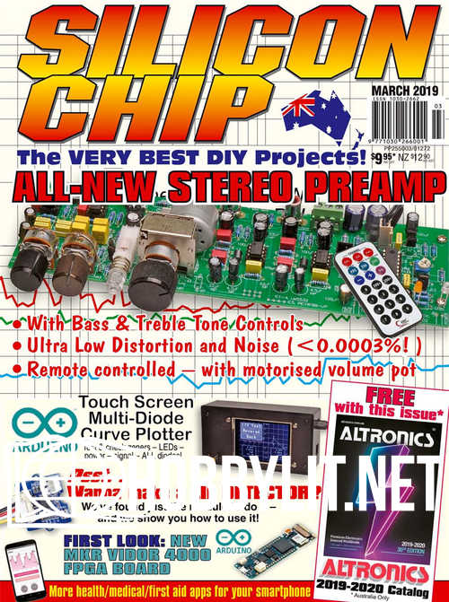 Silicon Chip - March 2019