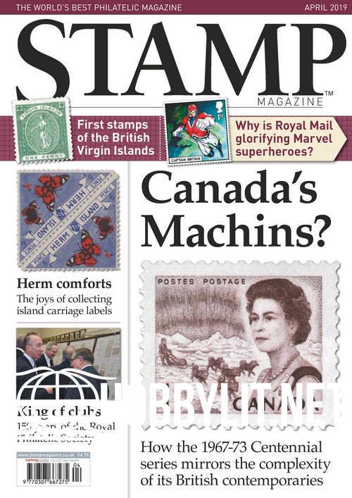Stamp Magazine - April 2019