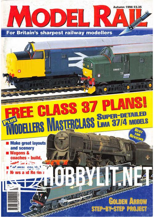 Model Rail Issue 004 - Autumn 1998