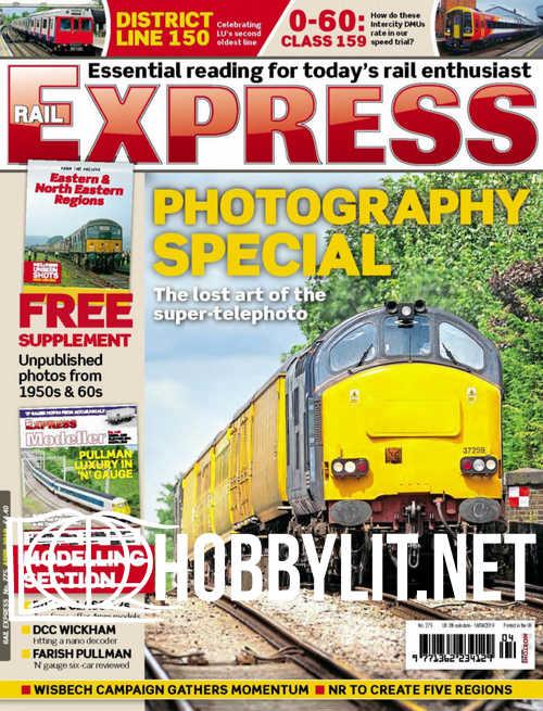 Rail Express Issue 275 - April 2019