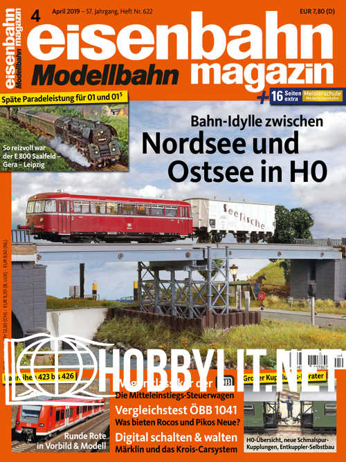 Eisenbahn Magazin 2019-04