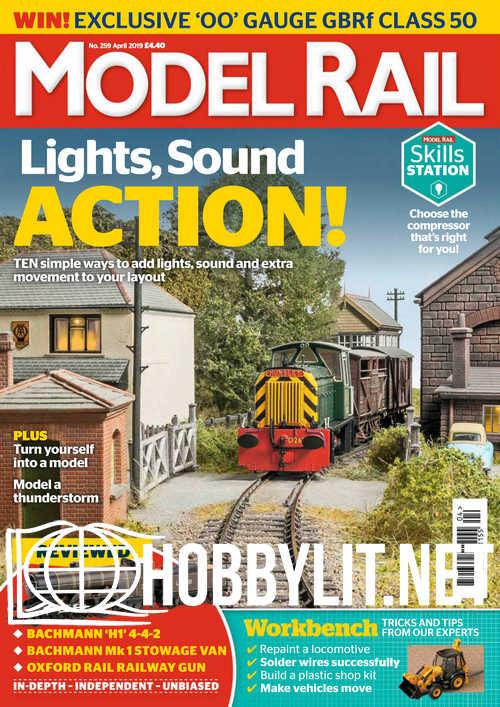 Model Rail - April 2019