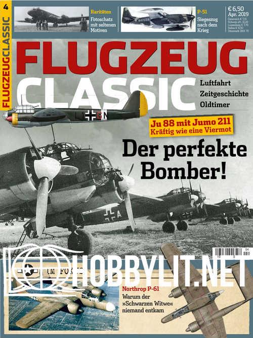 Flugzeug Classic - April 2019