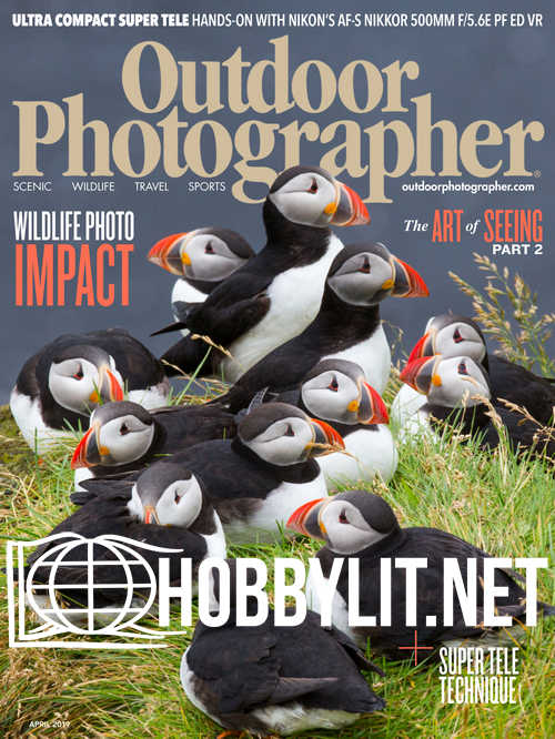 Outdoor Photographer - April 2019