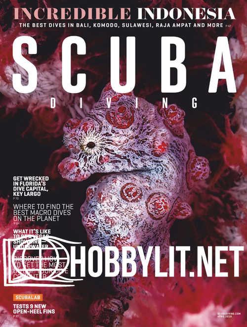 Scuba Diving - April 2019