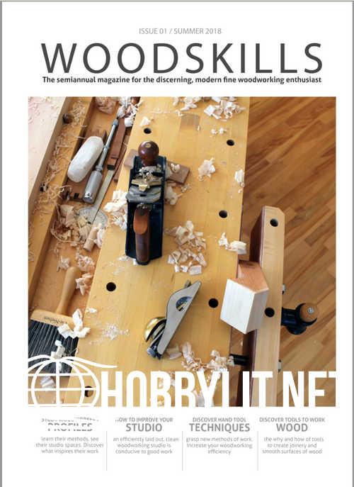 WOODSKILLS Issue 01 - Summer 2018