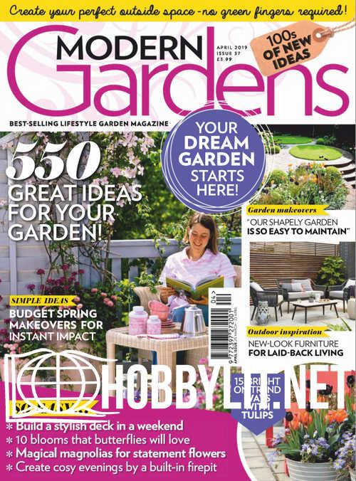 Modern Gardens - April 2019