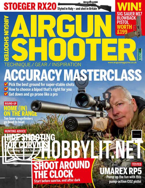 Airgun Shooter – April 2019