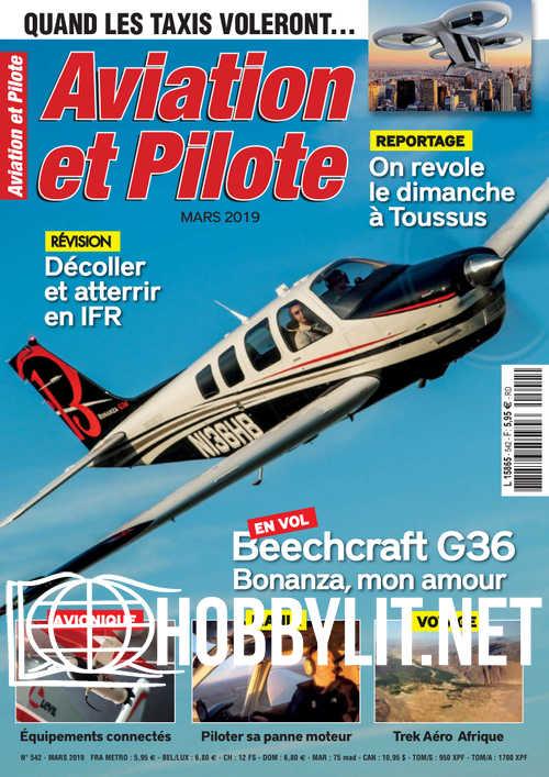Aviation et Pilote - Mars 2019