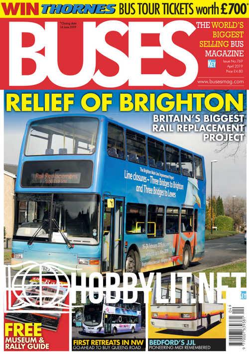 Buses - April 2019
