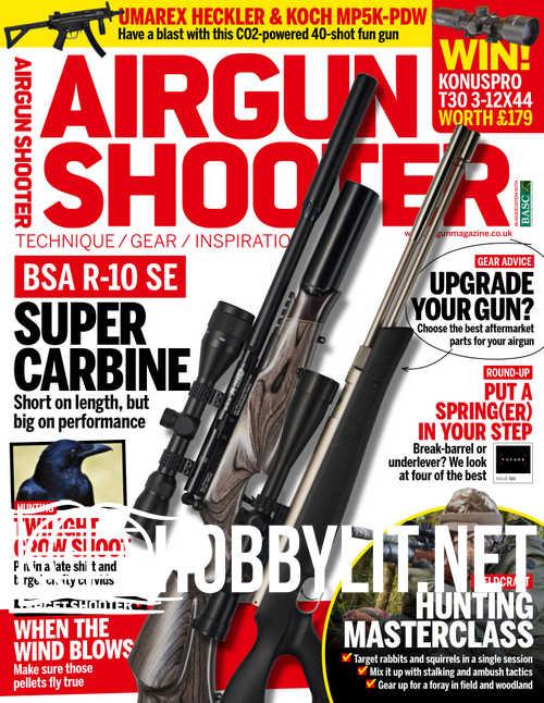 Airgun Shooter – May 2019