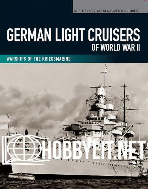 German Light Cruisers of World War II (ePub)