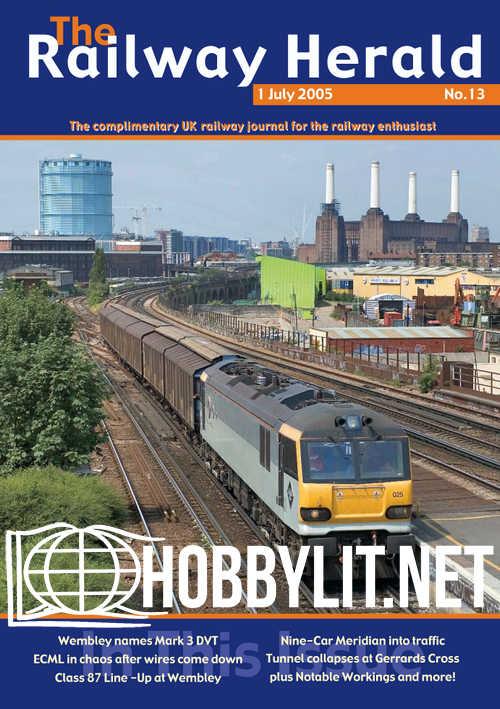 The Railway Herald 013 - 1 July 2005