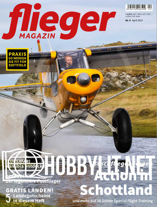 Fliegermagazin – März 2019