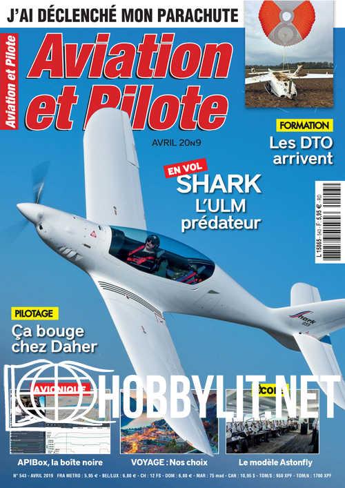 Aviation et Pilote - Avril 2019