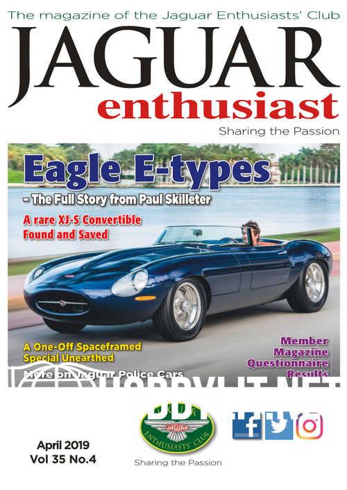 Jaguar Enthusiast - April 2019