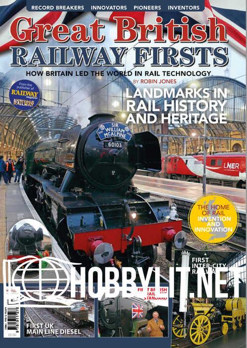 Great British Railway Firsts
