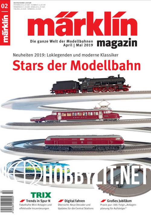 Marklin Magazin 2019-02