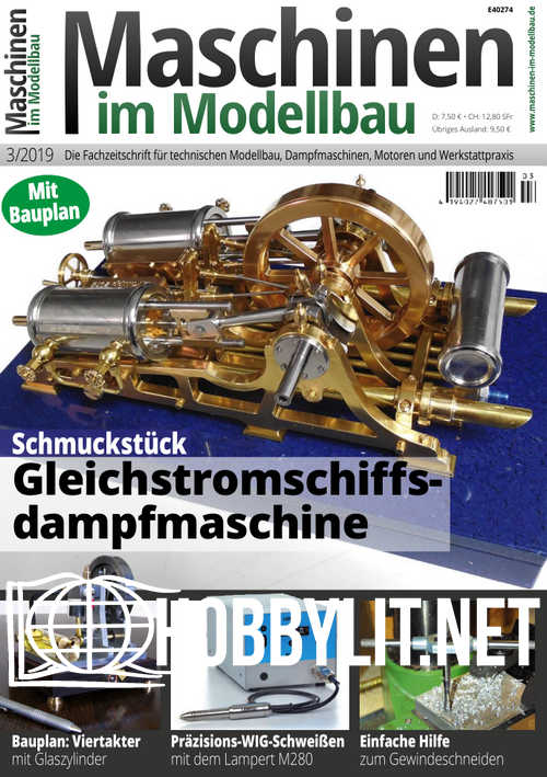 Maschinen im Modellbau 2019-03