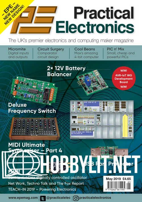 Practical Electronics - May 2019