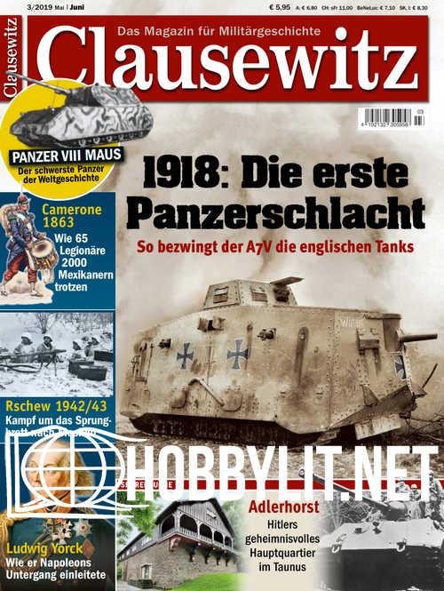 Clausewitz 2019-03