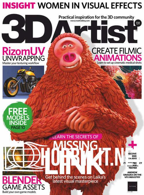 3D Artist Issue 131