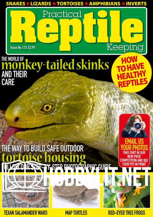Practical Reptile Keeping - April 2019