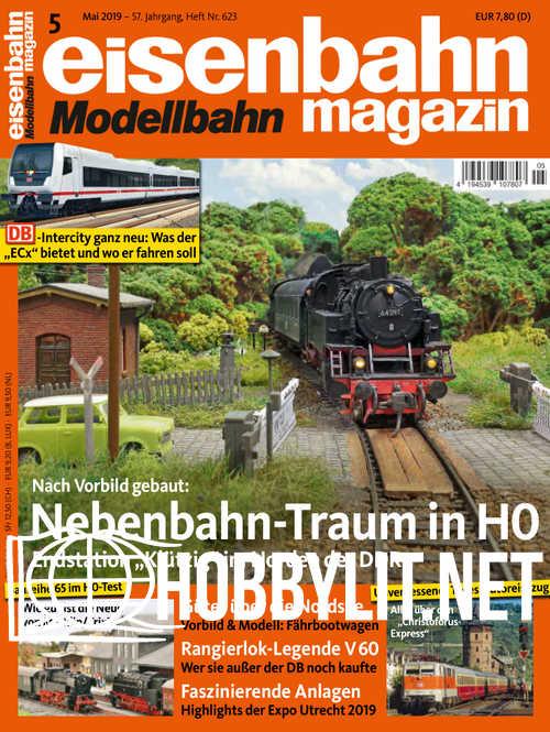 Eisenbahn Magazin – Mai 2019