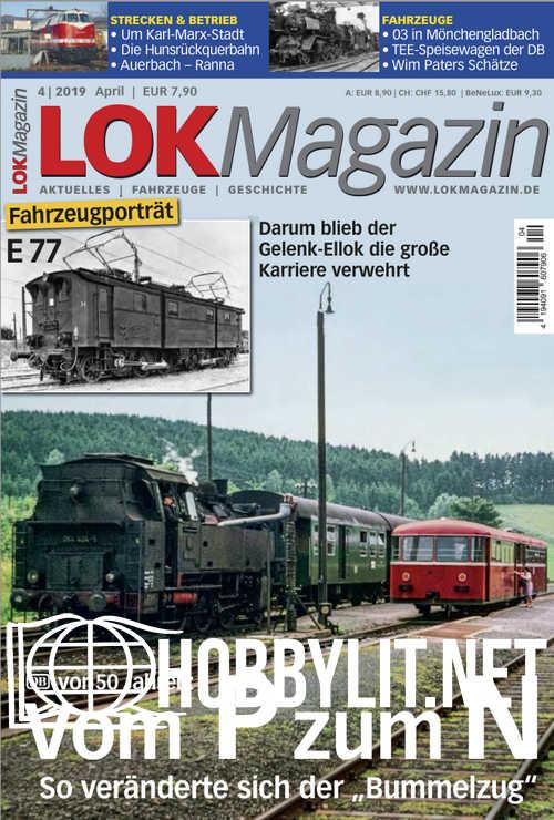 LOK Magazin – April 2019