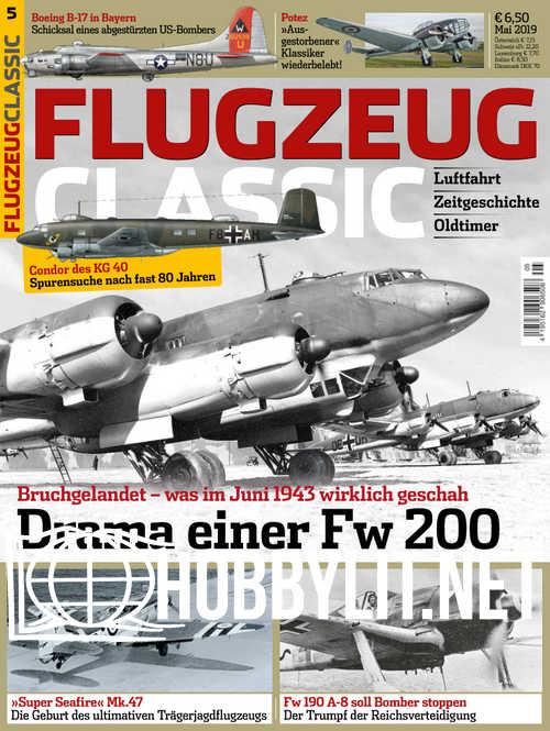 Flugzeug Classic 2019-05