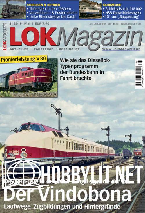 LOK Magazin 2019-05