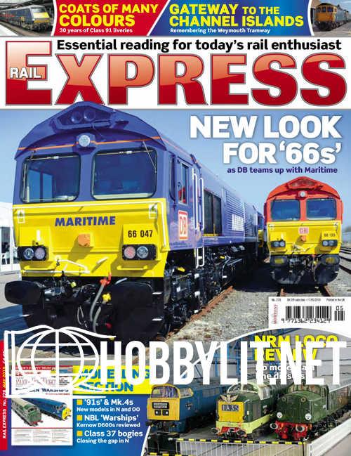 Rail Express - May 2019