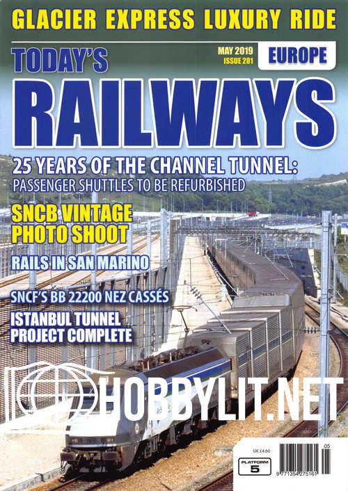 Today's Railways Europe - May 2019