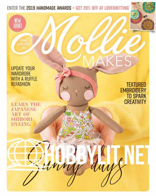Mollie Makes - May 2019