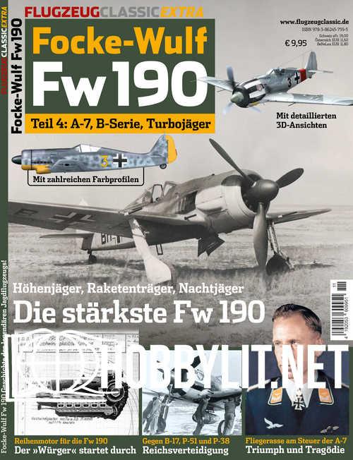 Flugzeug Classic Extra - Focke-Wulf Fw 190 Teil 4
