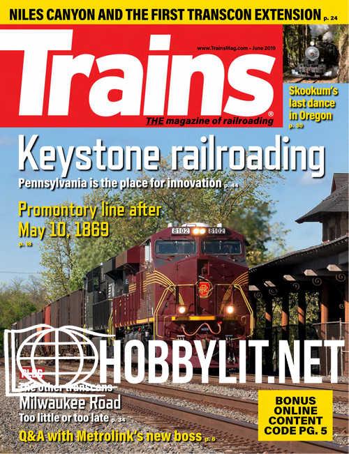 Trains - June 2019