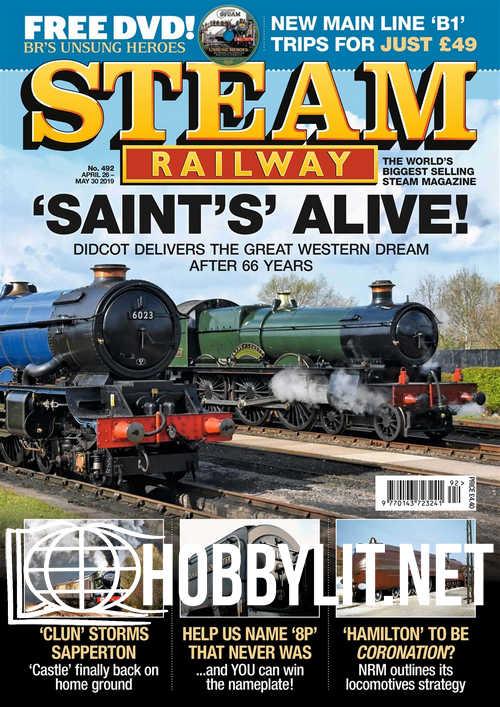 Steam Railway - 26 April 2019