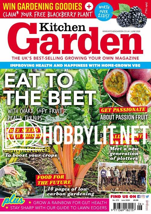 Kitchen Garden - June 2020