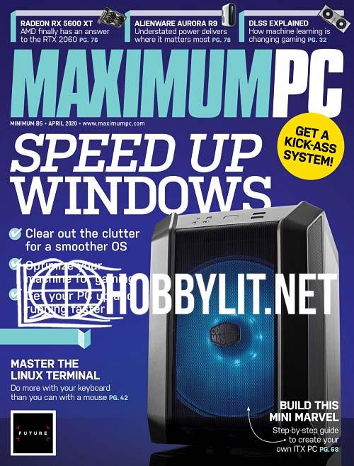 Maximum PC - April 2020