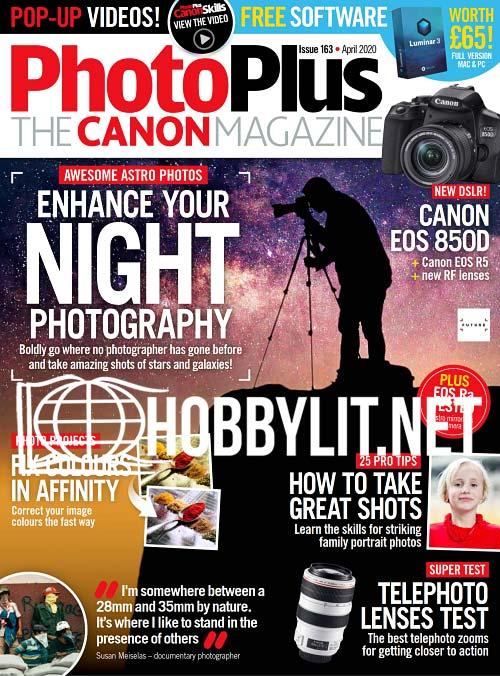 PhotoPlus: The Canon Magazine - April 2020