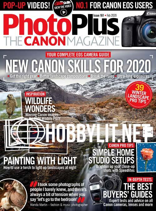 PhotoPlus: The Canon Magazine - February 2020