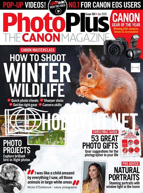 PhotoPlus: The Canon Magazine - January 2020