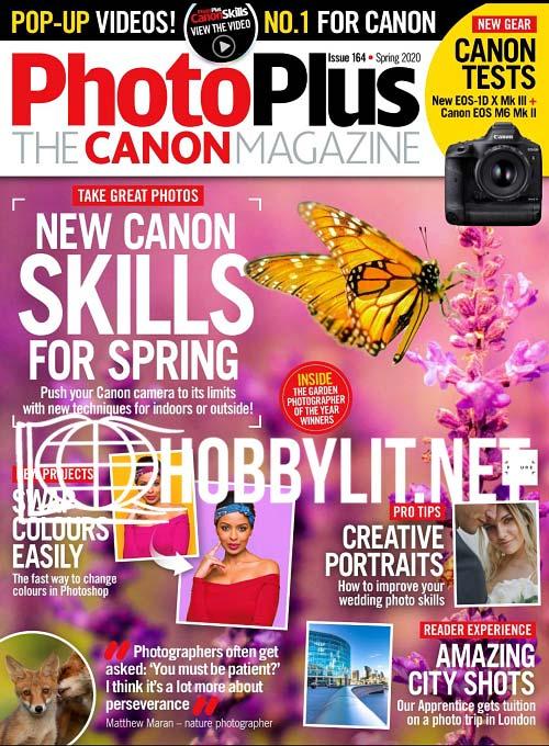 PhotoPlus: The Canon Magazine - Spring 2020