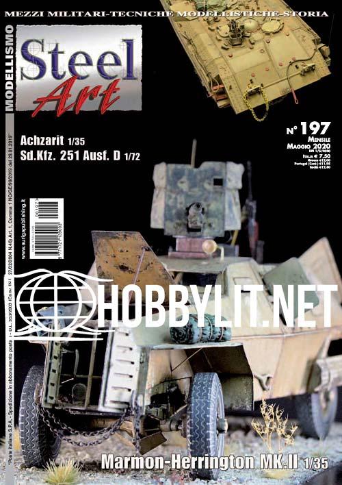 Steel Art 197 - Maggio 2020