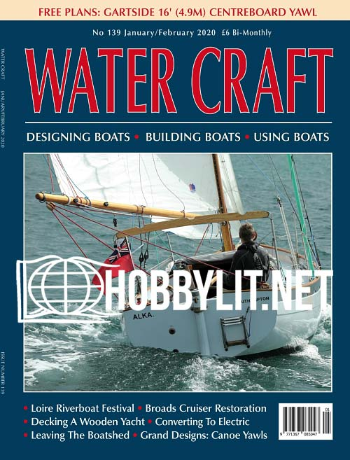 Water Craft - January/February 2020